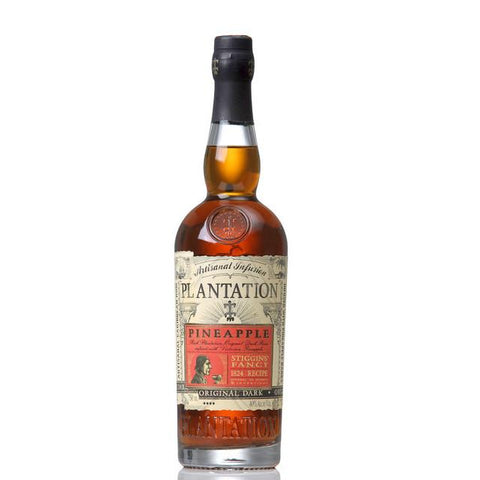 "Plantation ""Stiggins' Fancy"" Pineapple Rum - De Wine Spot 