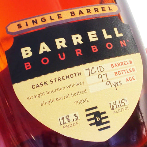 Barrell Bourbon Batch #7c10 - De Wine Spot | Curated Whiskey, Small-Batch Wines and Sakes