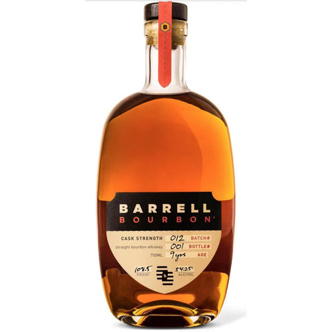 Barrell Bourbon Batch #012 - De Wine Spot | Curated Whiskey, Small-Batch Wines and Sakes