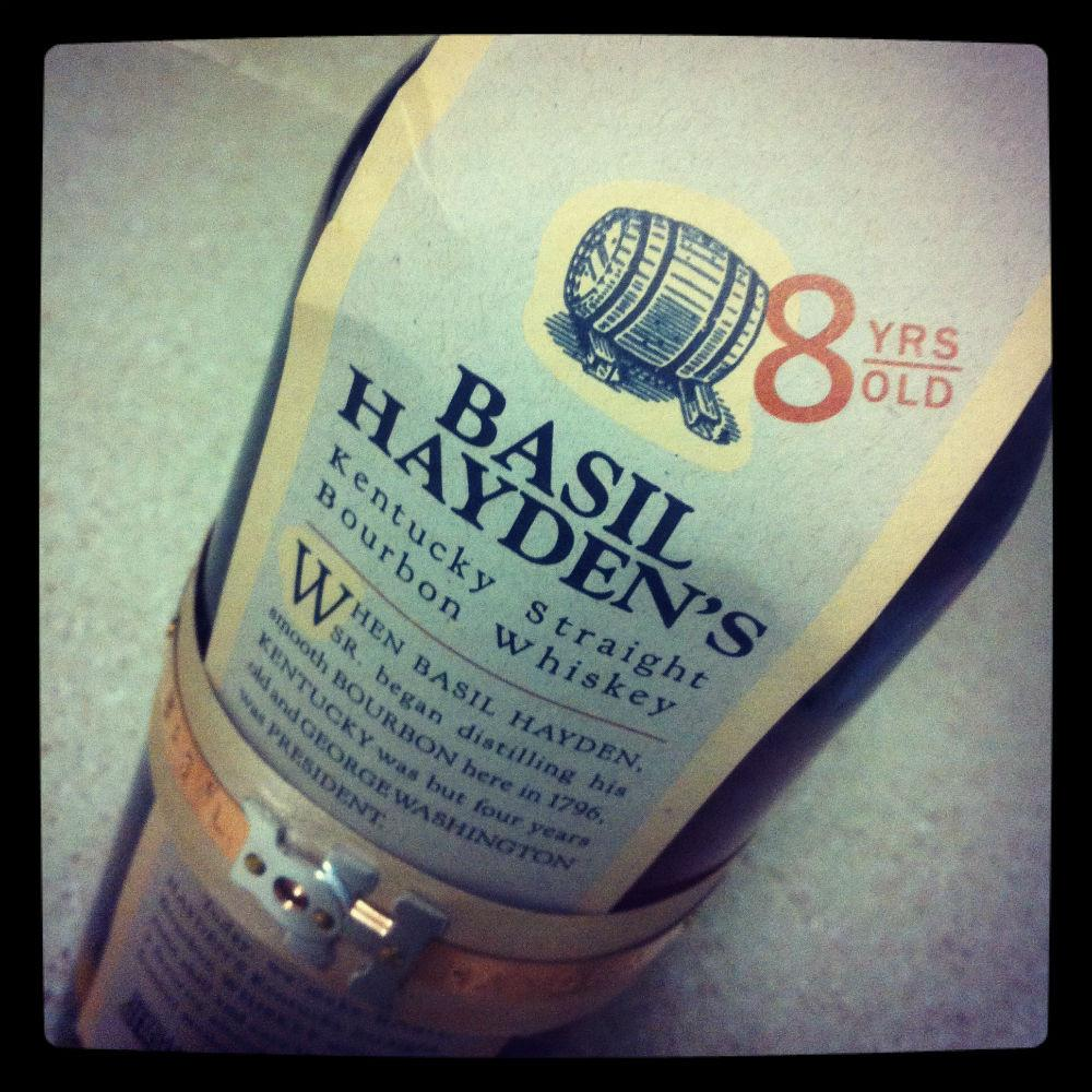 Basil Hayden's Bourbon Whisky - De Wine Spot | Curated Whiskey, Small-Batch Wines and Sakes