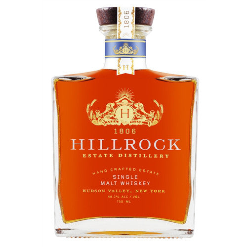 Hillrock Estate Distillery Single Malt Whiskey | De Wine Spot - Curated Whiskey, Small-Batch Wines and Sakes