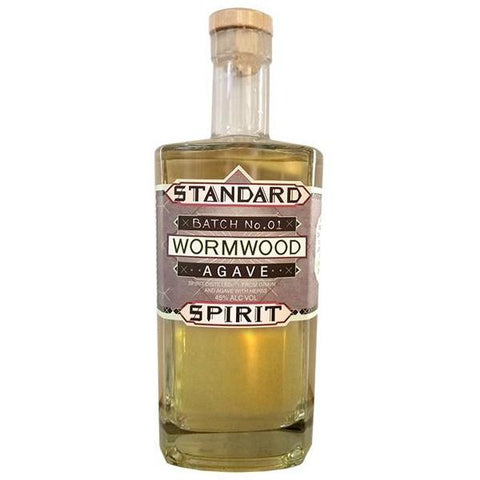 Standard Spirit Distillery Wormwood Agave - De Wine Spot | Curated Whiskey, Small-Batch Wines and Sakes