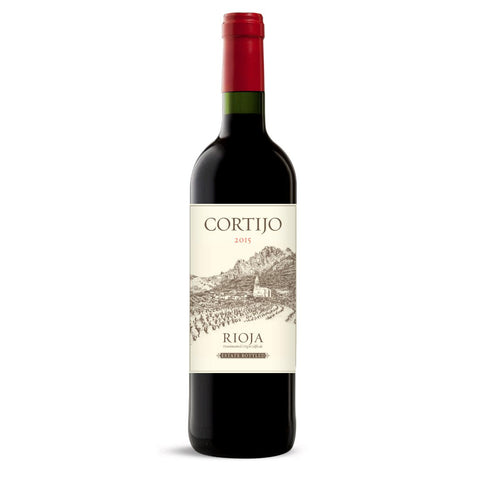 Cortijo Rioja Tinto | De Wine Spot - Curated Whiskey, Small-Batch Wines and Sakes