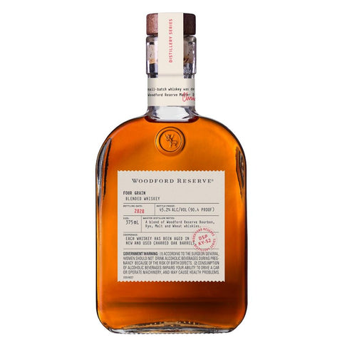 Woodford Reserve Four Grain Bourbon - De Wine Spot | Curated Whiskey, Small-Batch Wines and Sakes