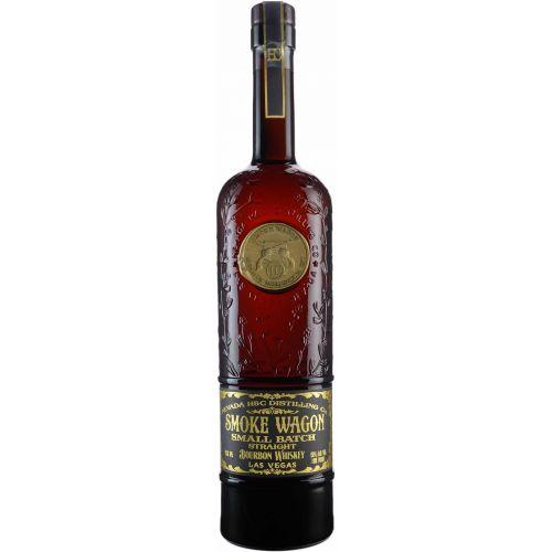 Smoke Wagon Small Batch Straight Bourbon Whiskey - De Wine Spot | DWS - Drams/Whiskey, Wines, Sake