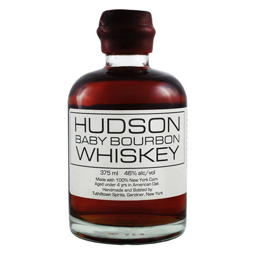 Hudson Baby Bourbon Whiskey | De Wine Spot - Curated Whiskey, Small-Batch Wines and Sakes