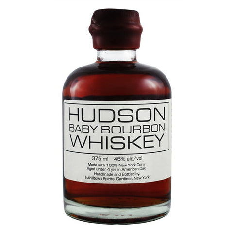 Hudson Baby Bourbon Whiskey - De Wine Spot | Curated Whiskey, Small-Batch Wines and Sakes