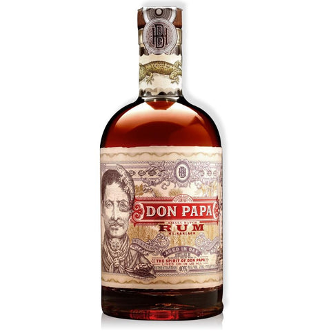 Don Papa Small Batch Philippines Rum - De Wine Spot | Curated Whiskey, Small-Batch Wines and Sakes