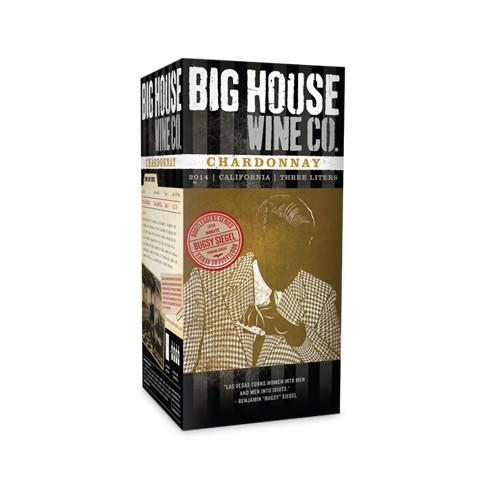 Big House Wine Company Chardonnay Bugsy Siegel Bib - De Wine Spot | Curated Whiskey, Small-Batch Wines and Sakes