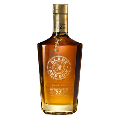 Blade and Bow 22 Years Kentucky Straight Bourbon Whiskey - De Wine Spot | Curated Whiskey, Small-Batch Wines and Sakes