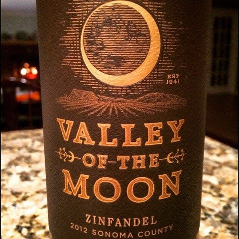 Valley of the Moon Zinfandel - De Wine Spot | Curated Whiskey, Small-Batch Wines and Sakes