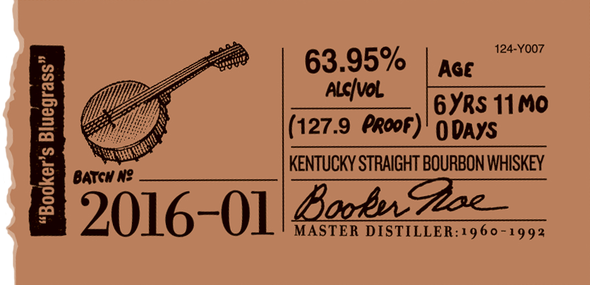 Booker's Small Batch Kentucky Straight Bourbon Whiskey - De Wine Spot | Curated Whiskey, Small-Batch Wines and Sakes