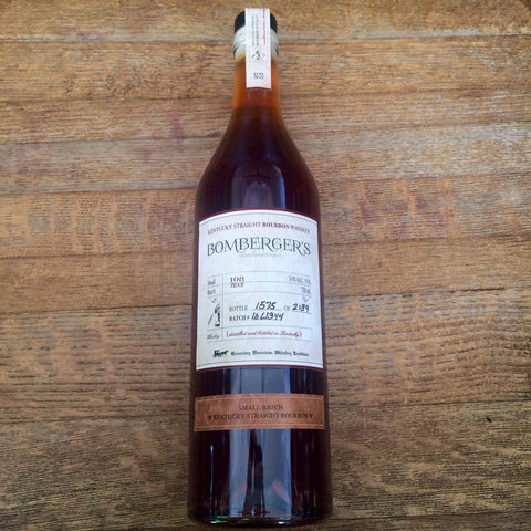 Bomberger's Declaration Bourbon Whiskey - De Wine Spot | Curated Whiskey, Small-Batch Wines and Sakes
