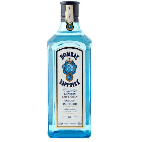Bombay Sapphire London Dry Gin - De Wine Spot | Curated Whiskey, Small-Batch Wines and Sakes