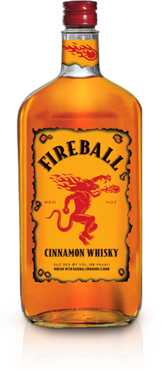 Fireball Cinnamon Whisky - De Wine Spot | Curated Whiskey, Small-Batch Wines and Sakes