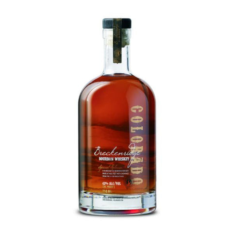 Breckenridge Bourbon Whiskey - De Wine Spot | Curated Whiskey, Small-Batch Wines and Sakes