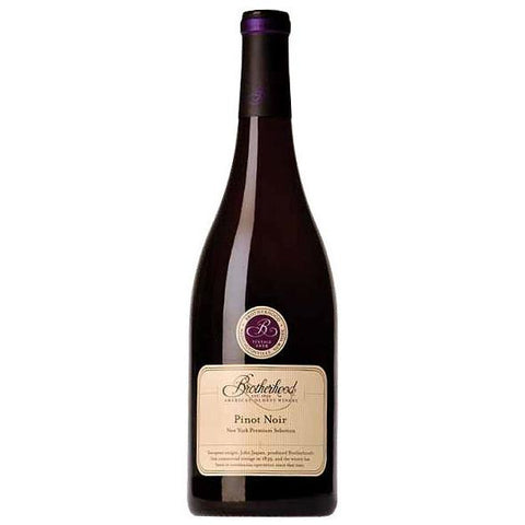 Brotherhood Pinot Noir - De Wine Spot | Curated Whiskey, Small-Batch Wines and Sakes