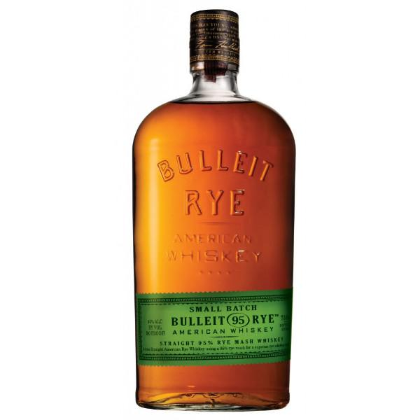 Bulleit Rye American Whiskey - De Wine Spot | Curated Whiskey, Small-Batch Wines and Sakes