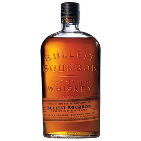 Bulleit Straight Bourbon Frontier Whiskey - De Wine Spot | Curated Whiskey, Small-Batch Wines and Sakes