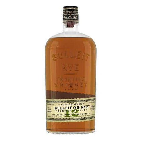Bulleit 12 Years Straight American Rye Whiskey - De Wine Spot | Curated Whiskey, Small-Batch Wines and Sakes