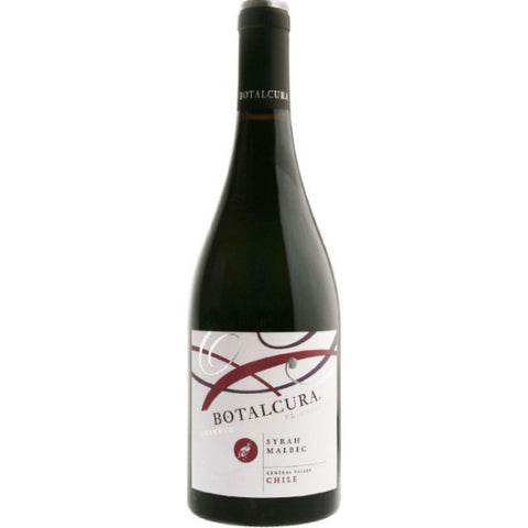 Botalcura Syrah/Malbec Reserva Blend - De Wine Spot | Curated Whiskey, Small-Batch Wines and Sakes
