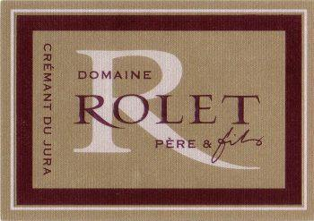 Domaine Rolet Pere et Fils Cremant du Jura Brut Rose - De Wine Spot | Curated Whiskey, Small-Batch Wines and Sakes