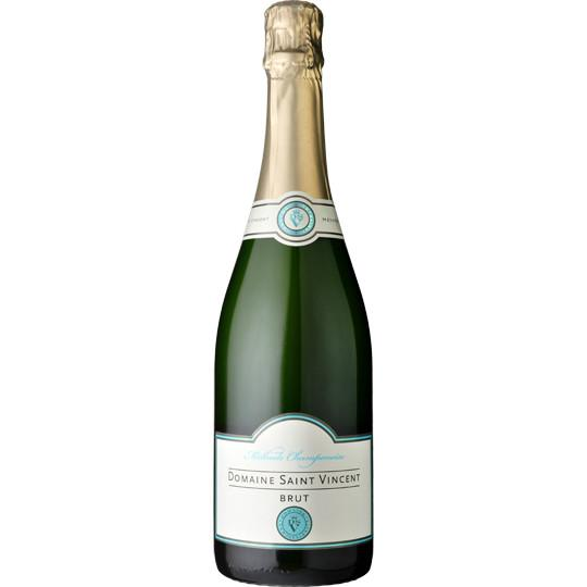 Domaine Saint Vincent Methode Champenoise Brut | De Wine Spot - Curated Whiskey, Small-Batch Wines and Sakes