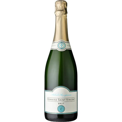 Domaine Saint Vincent Methode Champenoise Brut - De Wine Spot | Curated Whiskey, Small-Batch Wines and Sakes