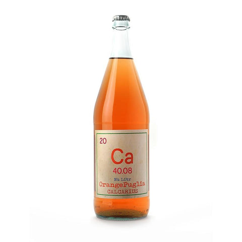 Calcarius Orange Puglia - De Wine Spot | Curated Whiskey, Small-Batch Wines and Sakes