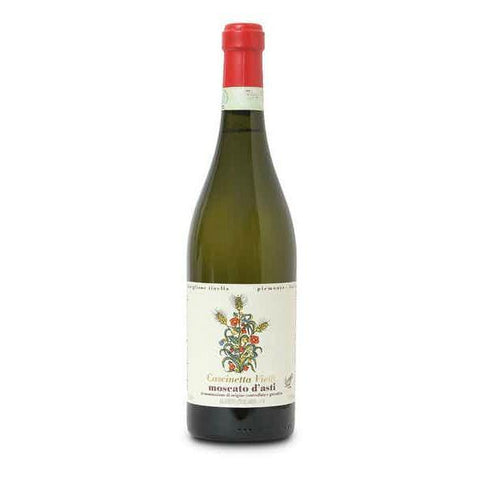 Vietti Cascinetta Moscato d'Asti | De Wine Spot - Curated Whiskey, Small-Batch Wines and Sakes