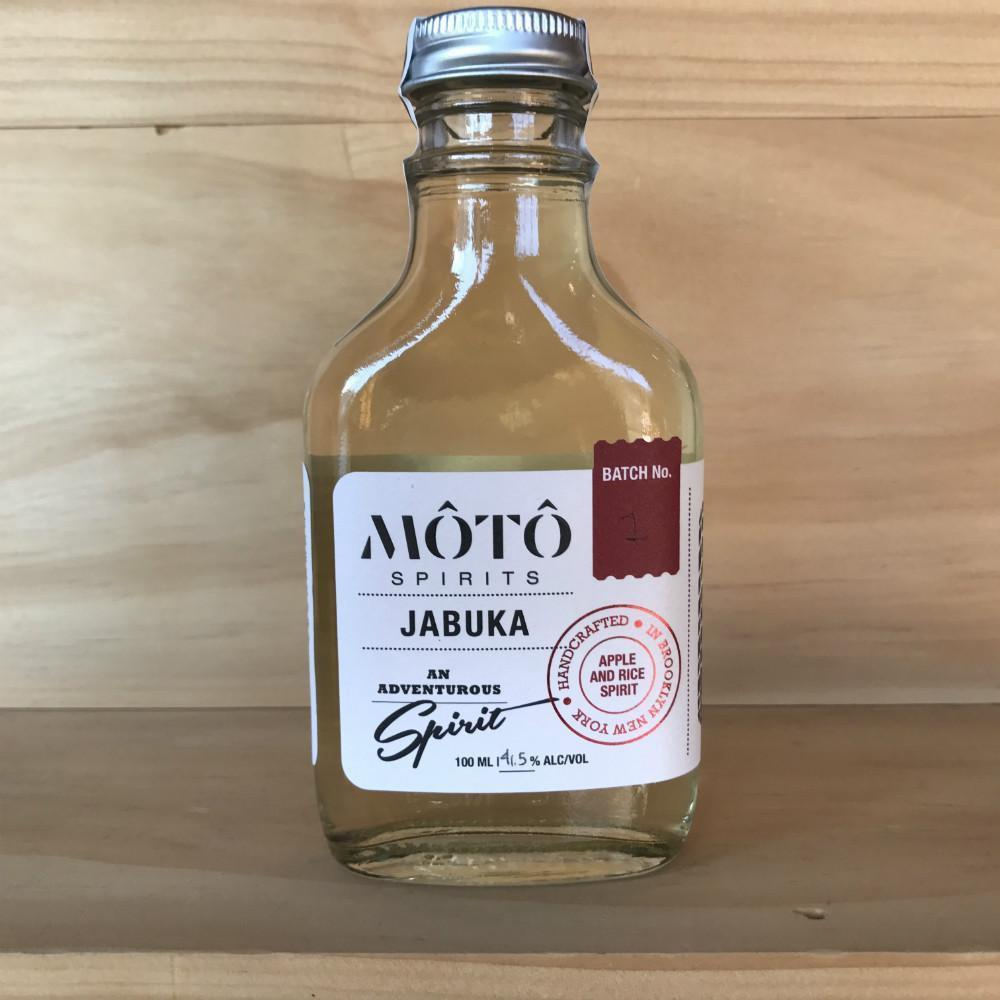 Moto Spirits Unaged Jabuka | De Wine Spot - Curated Whiskey, Small-Batch Wines and Sakes