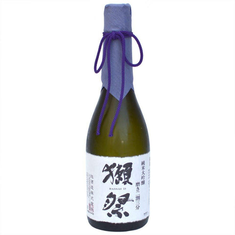 Asahi Shuzo Dassai 23 Junmai Daiginjo Sake - De Wine Spot | Curated Whiskey, Small-Batch Wines and Sakes