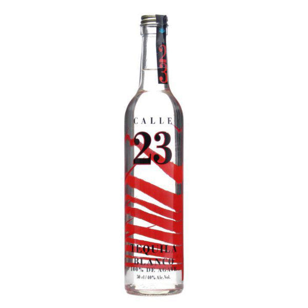 Calle 23 Blanco Tequila - De Wine Spot | Curated Whiskey, Small-Batch Wines and Sakes