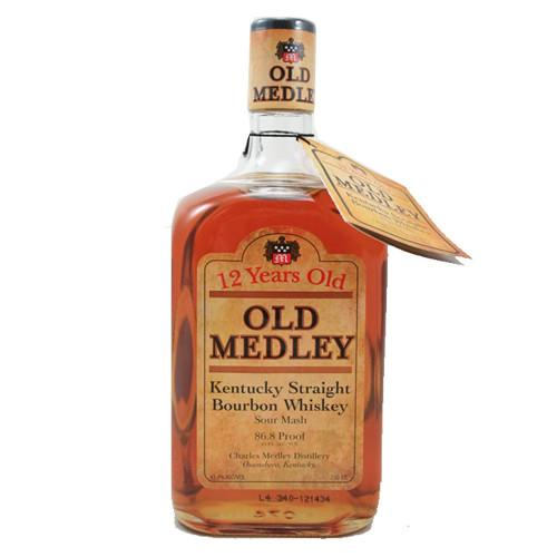 Old Medley 12 Year Kentucky Straight Bourbon Whiskey | De Wine Spot - Curated Whiskey, Small-Batch Wines and Sakes