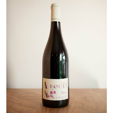 Domaine des Rouet Chinon Fleurs - De Wine Spot | Curated Whiskey, Small-Batch Wines and Sakes