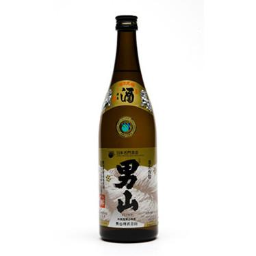 "Otokoyama Brewery ""Man's Mountain"" Tokubetsu Junmai Sake 