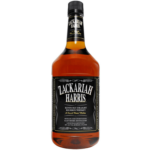 Zackariah Harris Kentucky Straight Bourbon Whiskey | De Wine Spot - Curated Whiskey, Small-Batch Wines and Sakes