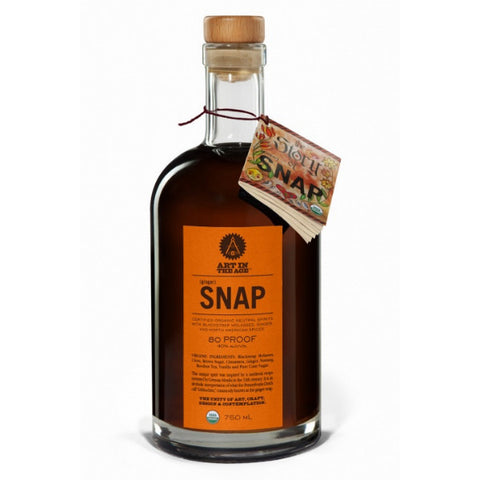 "Art in the Age ""Snap"" Ginger 