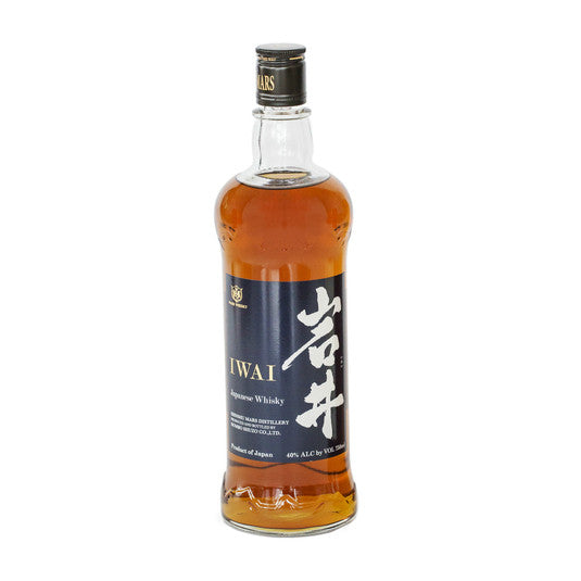 Shinshu Mars Distillery Iwai Japanese Whisky | De Wine Spot - Curated Whiskey, Small-Batch Wines and Sakes