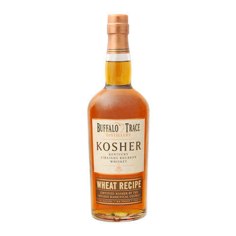 "Buffalo Trace ""Kosher Wheat Recipe"" Kentucky Straight Bourbon Whiskey - De Wine Spot 