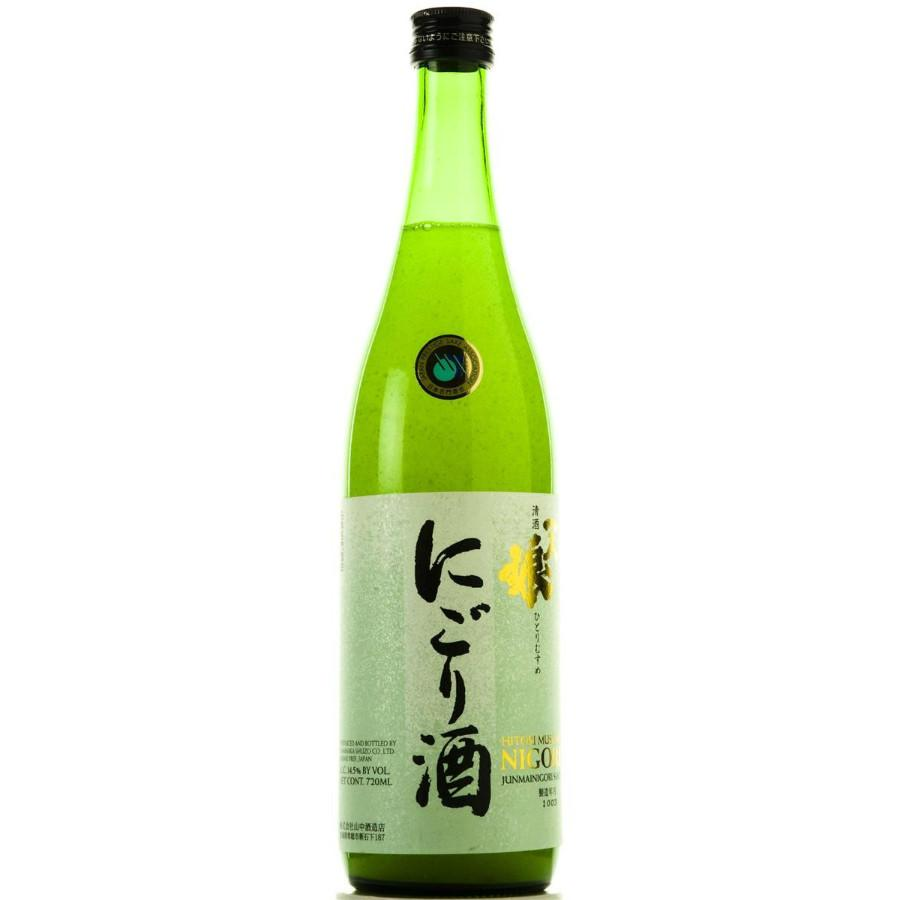 Hitorimusume Nigori Junmai Sake | De Wine Spot - Curated Whiskey, Small-Batch Wines and Sakes