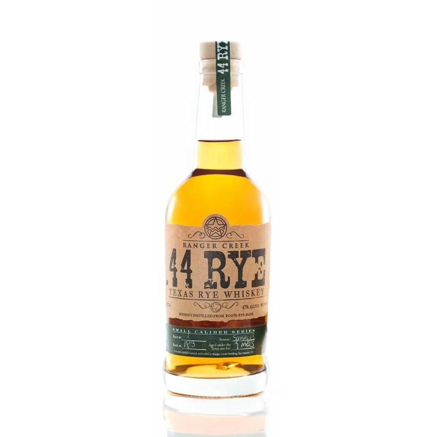 Ranger Creek Brewing & Distilling 44 Texas Rye Whiskey - De Wine Spot | Curated Whiskey, Small-Batch Wines and Sakes