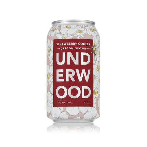 Underwood Strawberry Cooler - De Wine Spot | Curated Whiskey, Small-Batch Wines and Sakes