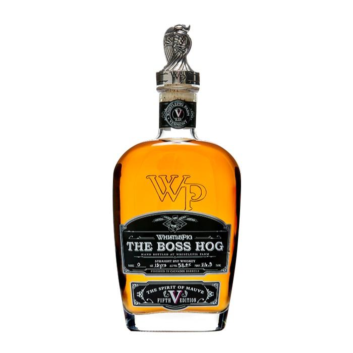 "WhistlePig ""The Boss Hog"" Single Barrel Rye Whiskey - De Wine Spot 