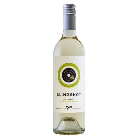 Slingshot Winery Sauvignon Blanc | De Wine Spot - Curated Whiskey, Small-Batch Wines and Sakes