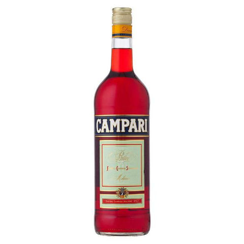 Campari Bitter Aperitif - De Wine Spot | Curated Whiskey, Small-Batch Wines and Sakes