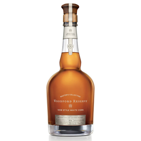 Woodford Reserve Master's Collection No. 10 1838 Style White Corn Kentucky Straight Bourbon - De Wine Spot | Curated Whiskey, Small-Batch Wines and Sakes