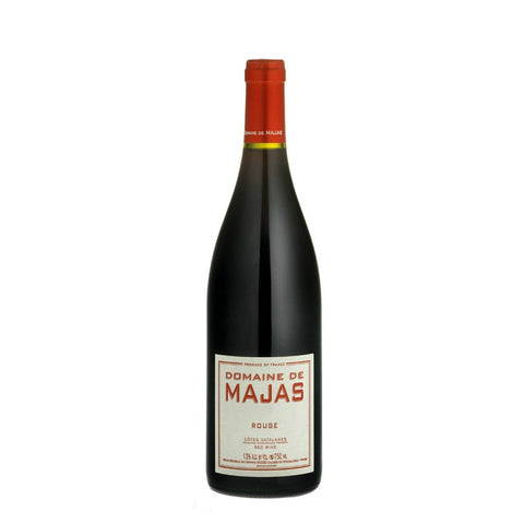 Domaine de Majas Cotes Catalanes Rouge - De Wine Spot | Curated Whiskey, Small-Batch Wines and Sakes