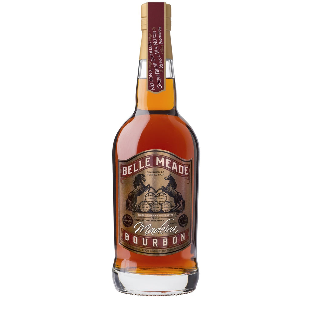 Belle Meade Bourbon Madeira Cask Finish - De Wine Spot | Curated Whiskey, Small-Batch Wines and Sakes