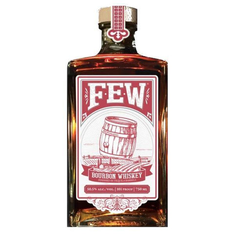 FEW Spirits Reposado Bourbon Whiskey Finished in Tequila Barrels - De Wine Spot | DWS - Drams/Whiskey, Wines, Sake